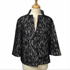 JOCKEY Dress Lace Jacket Medium